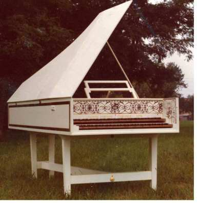 Are we all playing the harpsichord?