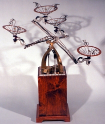 Brad's piece Tetra-Cycling