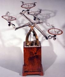 Brad's piece Tetra-Cycling