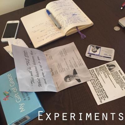 nov 2015 experiment